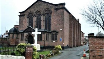 Warrington – St Alban