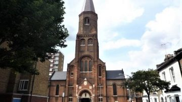 Battersea – The Sacred Heart