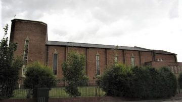 Birmingham (Castle Bromwich) – Mother of God and Guardian Angels