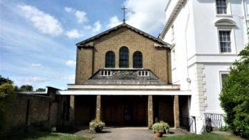 Clapham Park – St Bede