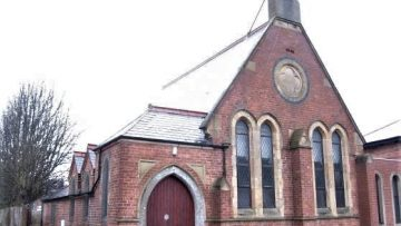 Clay Cross – St Patrick and St Bridget (chapel-of-ease)