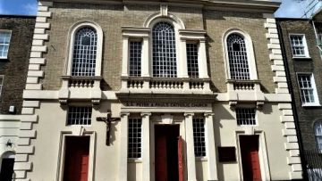 Clerkenwell – St Peter and St Paul