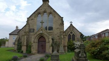 Cowpen – St Cuthbert
