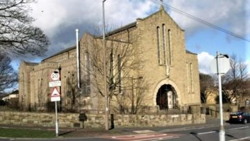 Halifax – Our Lady of Lourdes and St Malachy