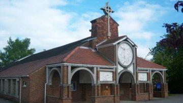 Leeds – Holy Name of Jesus