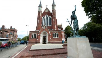 +Portsmouth – Cathedral Church of St John the Evangelist