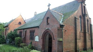 Spilsby – Our Lady and the English Martyrs (chapel-of-ease)
