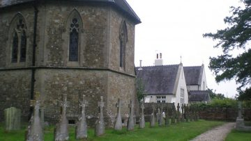 Duncton – St Anthony and St George
