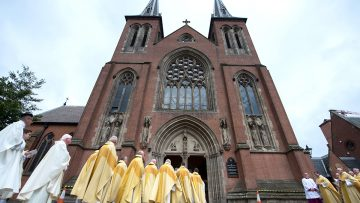 +Birmingham – St Chad's Cathedral