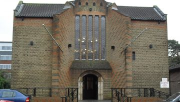 Crawley – St Francis and St Anthony