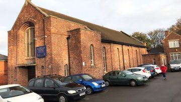 Wybourne, Sheffield – Our Lady Queen of Heaven and St Oswald