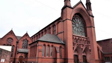 Stockport (Shaw Heath) – Our Lady and the Apostles