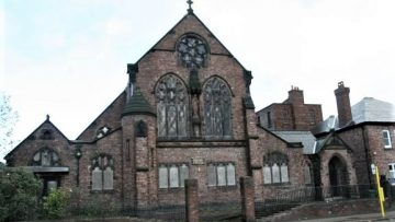Toxteth – Our Lady of Lourdes and St Bernard