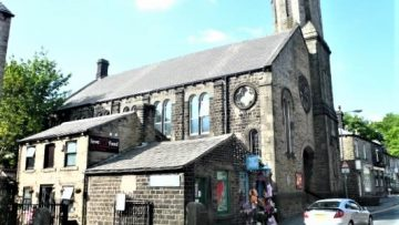 Uppermill – Sacred Heart and St William