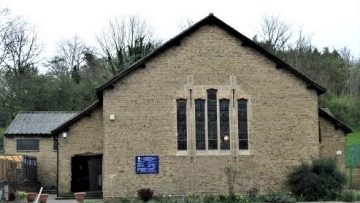 Woolwich – St Catherine Labouré (chapel-of-ease)