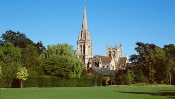 Cambridge – Our Lady of the Assumption and the English Martyrs