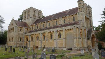Beccles – St Benet's Minster
