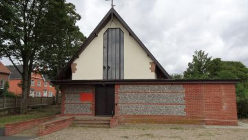 Halesworth – St Edmund King & Martyr