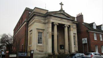 Bury St Edmunds – St Edmund King and Martyr