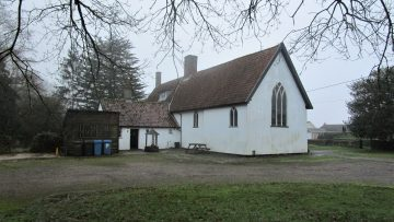 Lawshall – Our Lady Immaculate and St Joseph