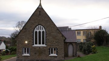 Pontllanfraith – The Sacred Heart