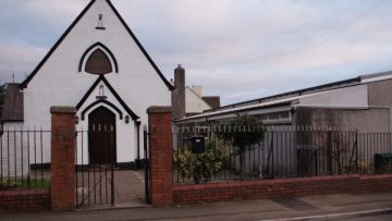 Risca – St Anthony of Padua and St Clare