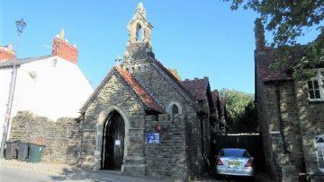 Newport (Caerleon) – St Julius, St Aaron and St David