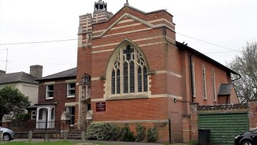 Sudbury – Our Lady and St John the Evangelist