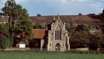 Walsingham – Chapel of St Catherine (Slipper Chapel)