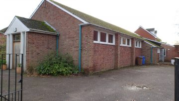 Norwich (West Earlham) – Holy Apostles