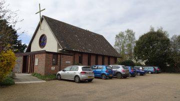 Aylsham – St John of the Cross