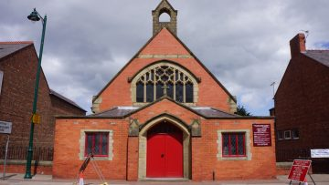 Connah's Quay – Blessed Sacrament