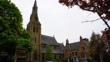 +Wrexham – Cathedral Church of Our Lady of Sorrows