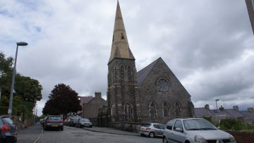 Caernarfon – St David and St Helen