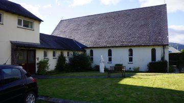 Llanrwst – Eglwys y Bugail Da (The Good Shepherd)