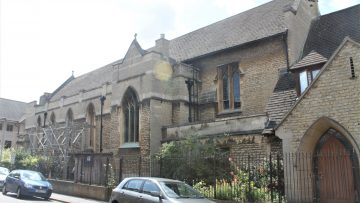 Peterborough – St Peter and All Souls