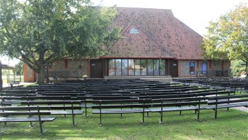 Walsingham (Houghton St Giles) – Chapel of Reconciliation