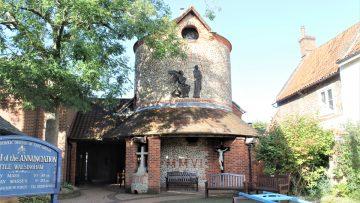 Walsingham – Church of the Annunciation