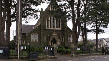 Merthyr Tydfil – St Mary (Our Lady of the Rosary)