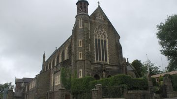 +Swansea – Cathedral Church of St Joseph