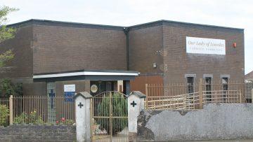 Swansea (Townhill) – Our Lady of Lourdes
