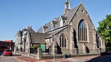 Swansea – St David's Priory